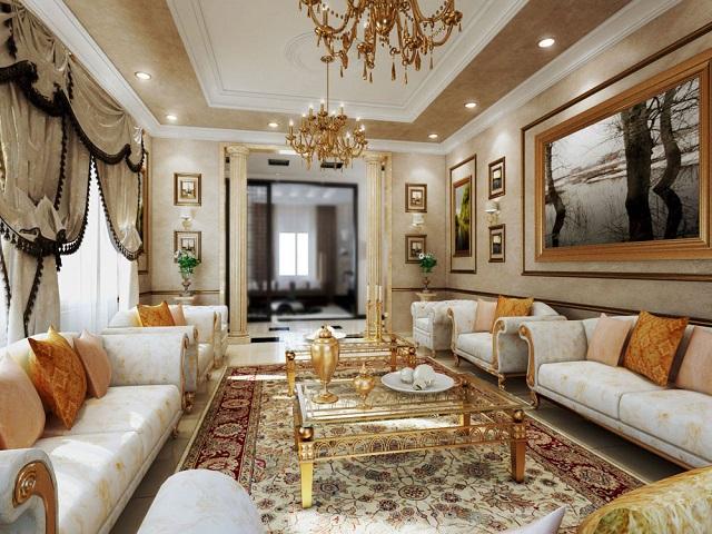 arsitektur dan interior rumah gaya victoria