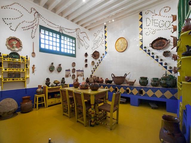 desain museum frida kahlo