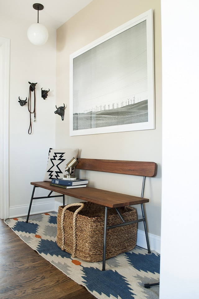 foyer design ala california selatan