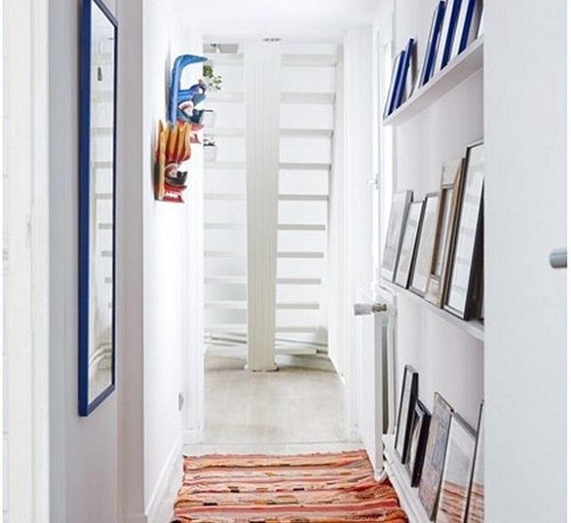 desain koridor rumah