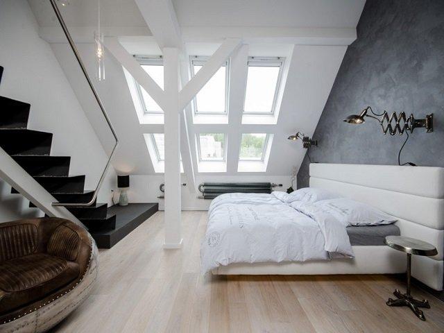 desain skylight rumah