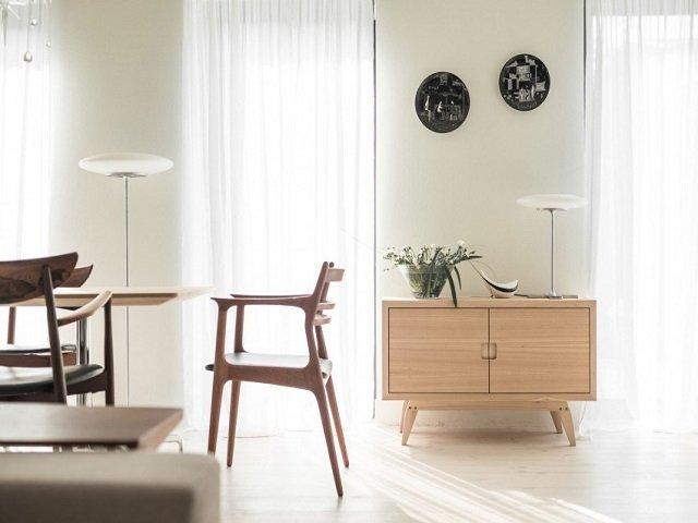 desain rumah unik gaya jepang skandinavia