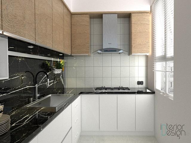 Manfaat Desain Kitchen Set Custom Tampilan yang Cantik