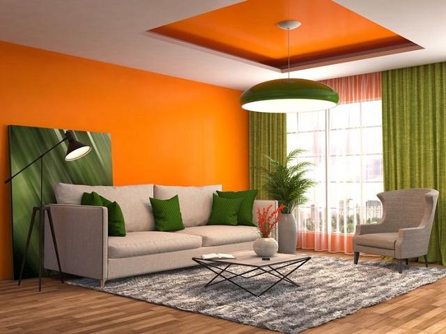 tren desain interior ruang tamu