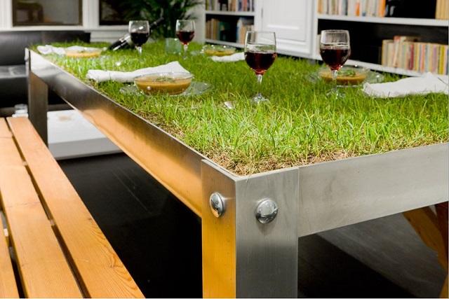 desain furniture dengan konsep transterior