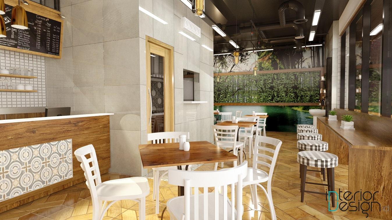 jasa desain interior cafe jakarta