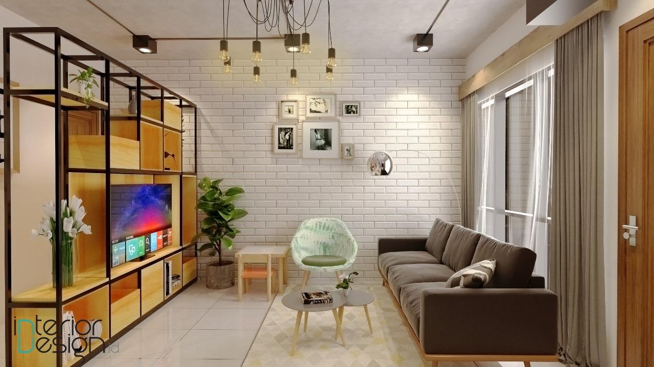 Ruang Tamu Dan Keluarga
