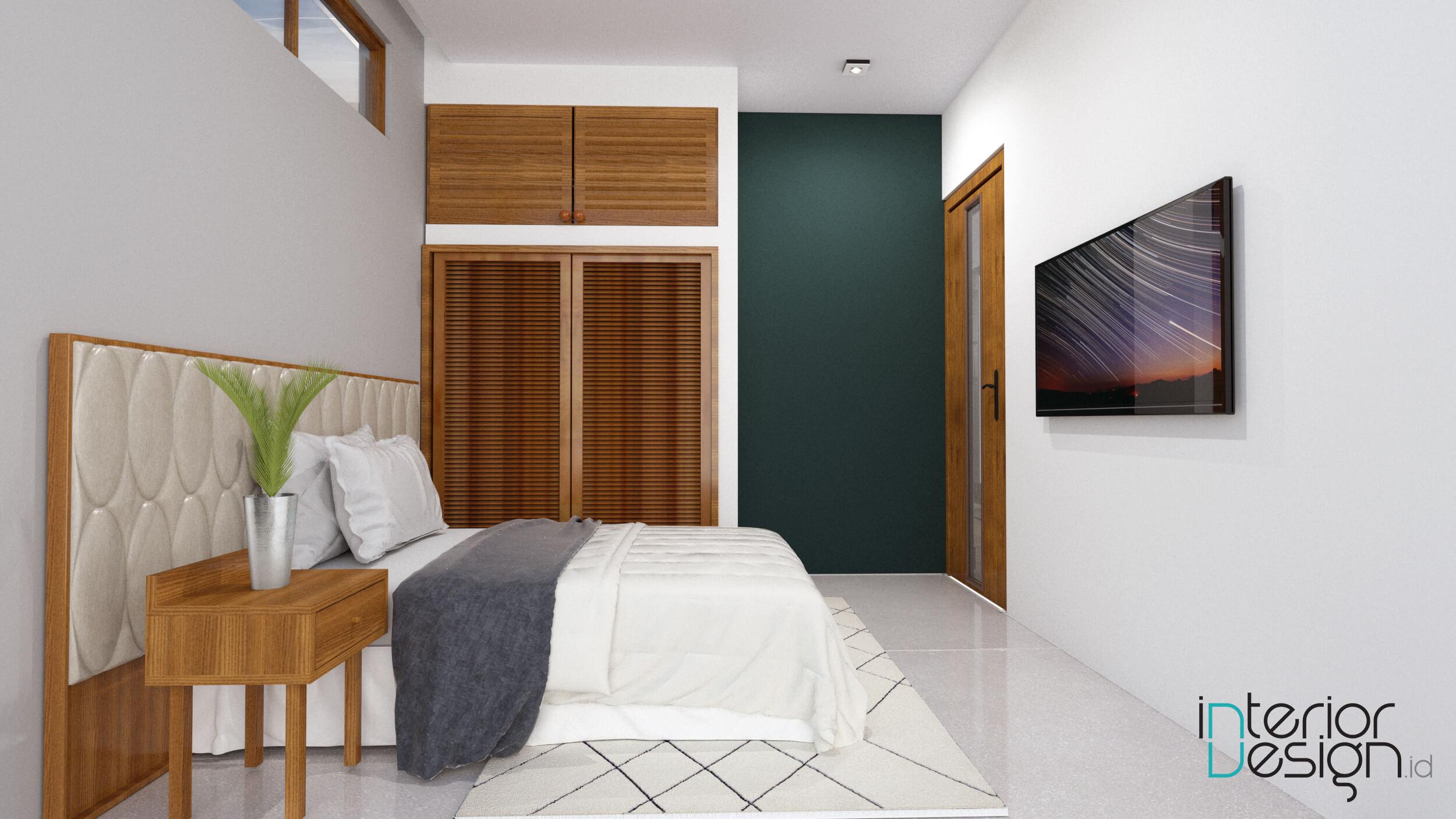 kamar tidur tamu - kuningan, jawa barat | interiordesign.id