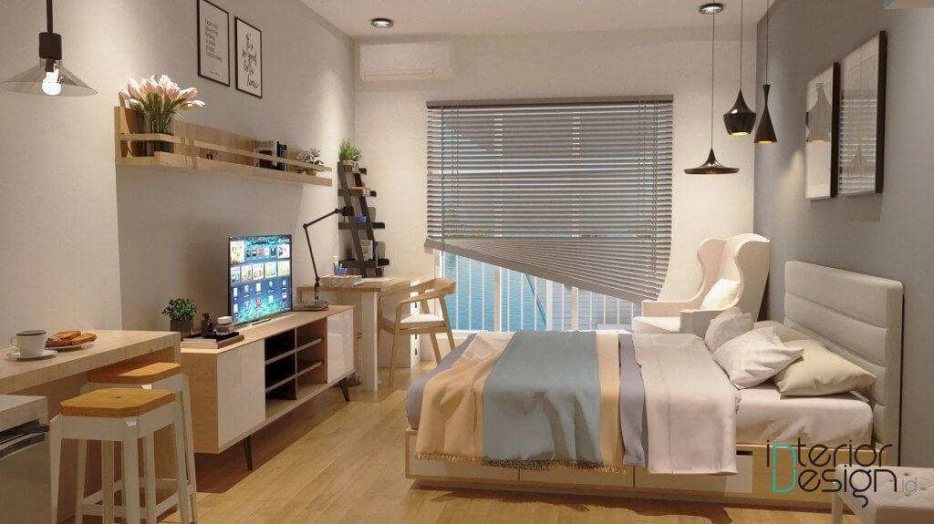 interior apartemen studio