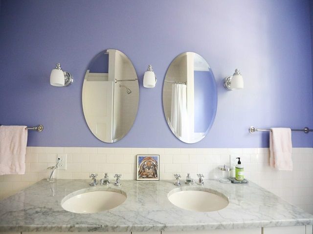 cat untuk kamar mandi