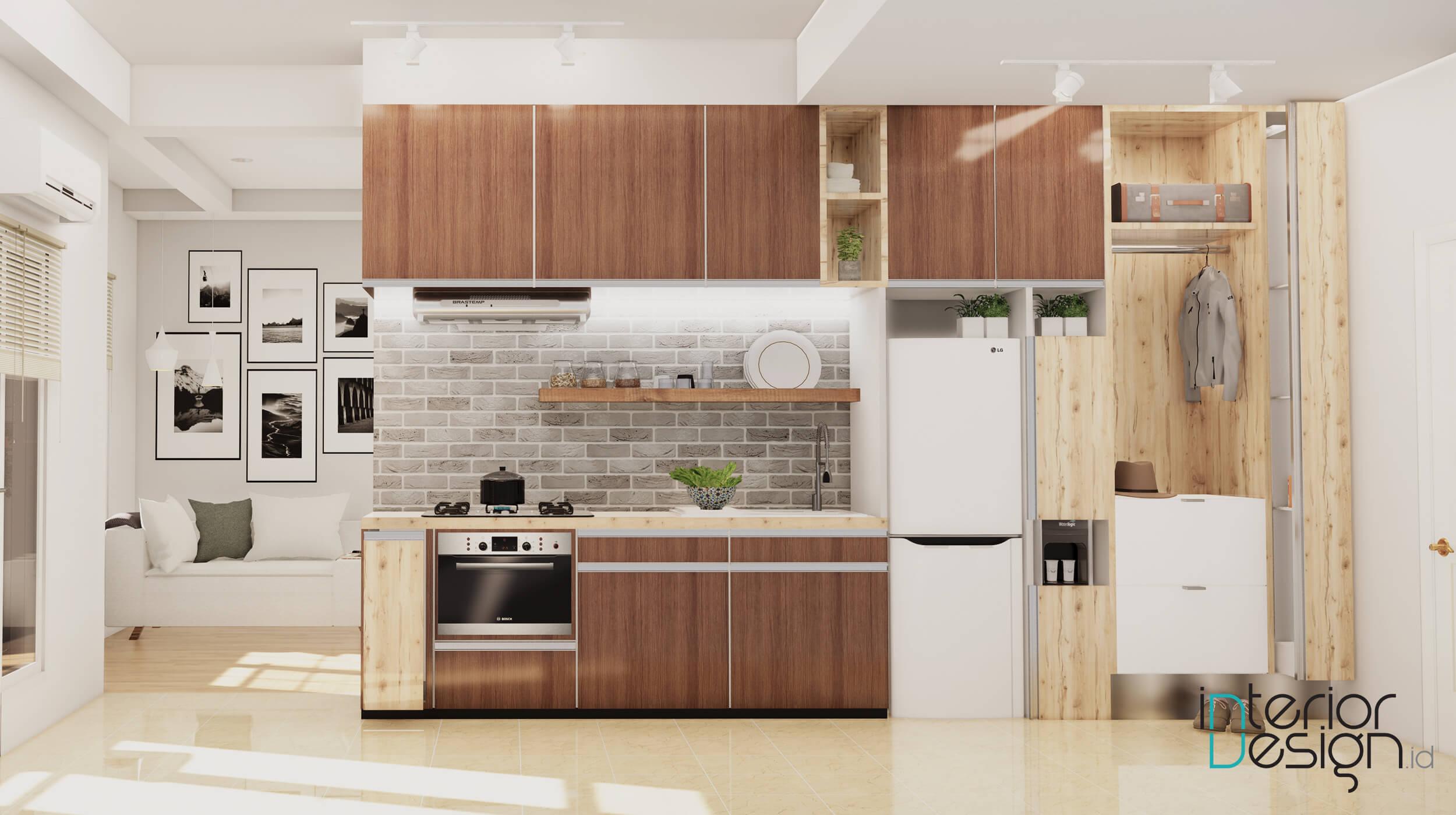 Dapur Tebet Jakarta Interiordesign Id
