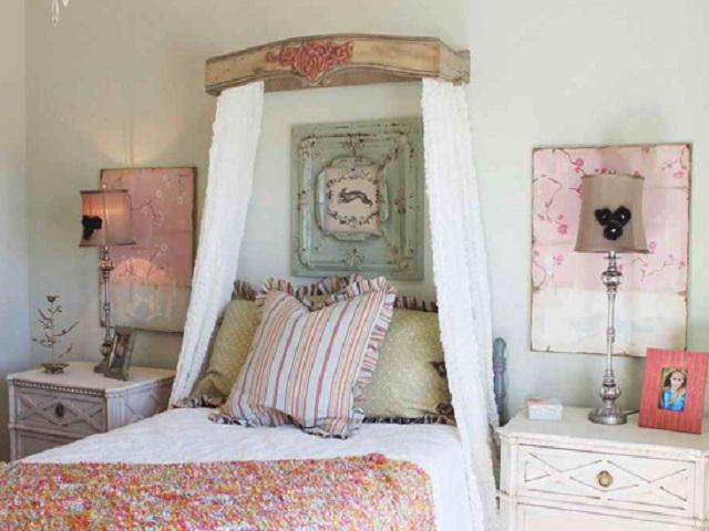 Interior Kamar Tidur Vintage Menata Area Istirahat Dengan Dekorasi Jadul Yang Antik Dan Ekspresif Interiordesign Id