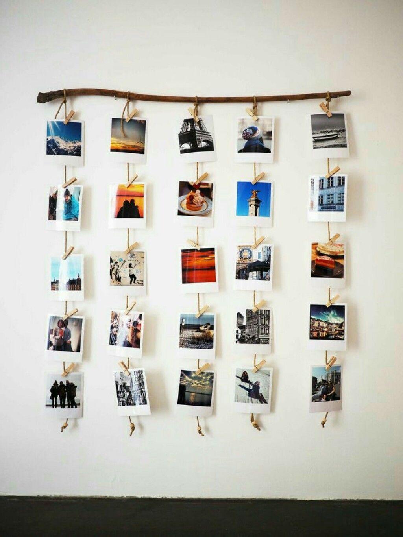 hiasan dinding kolase foto