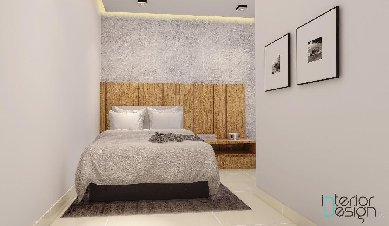 kamar tidur tamu - bekasi | interiordesign.id