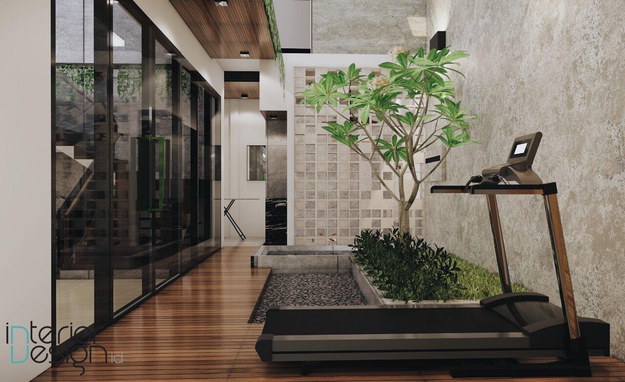Taman Dan Kolam - Bekasi | InteriorDesign.id