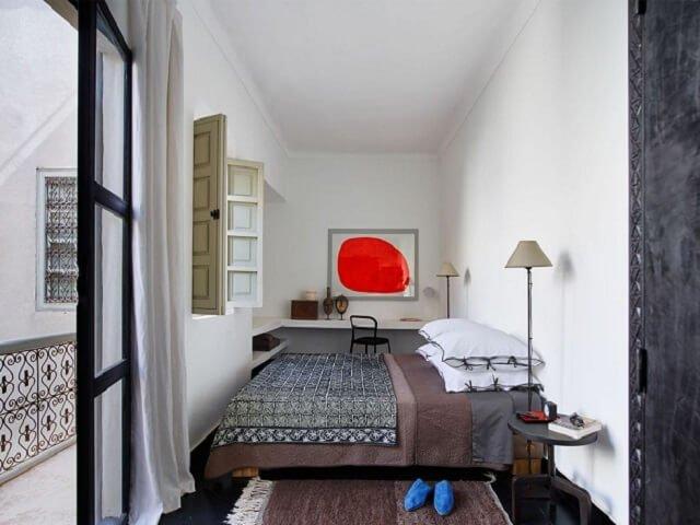 desain kamar tidur kecil