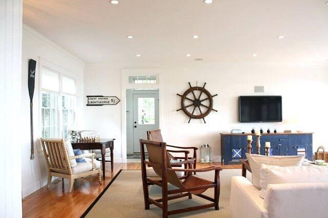 rumah gaya nautical