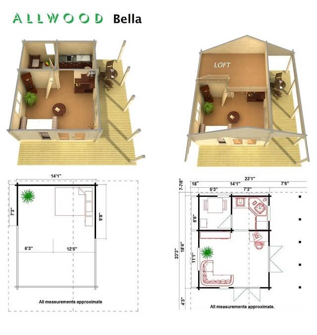 Desain Rumah Kecil Sederhana Yang Bisa Dipesan Secara Online Interiordesign Id