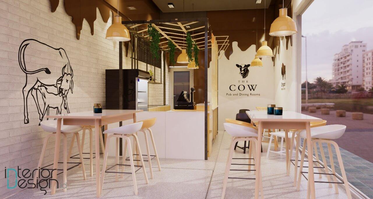 jasa desain interior kafe bengkulu