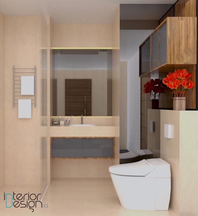 4 Tips Desain Kamar Mandi Sederhana Dan Murah Interiordesign Id