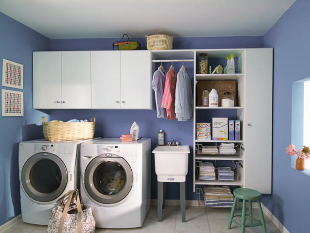 Desain Laundry Room; Bukan Sekadar Area Cuci | InteriorDesign.id