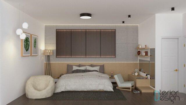 dekorasi interior rumah minimalis gaya Jepang