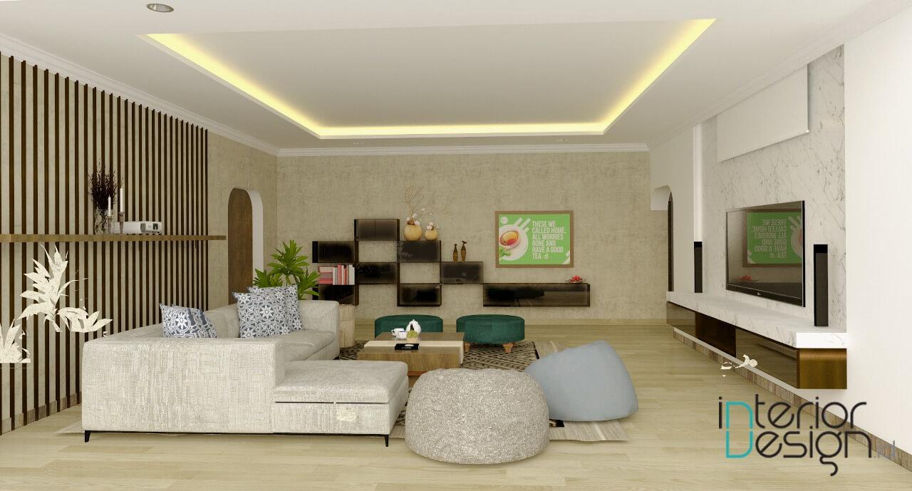 Jasa desain interior online