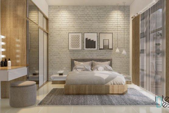 Desain kamar tidur bandung