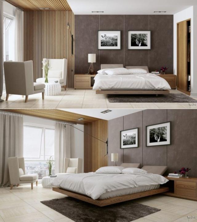 gaya desain interior kontemporer