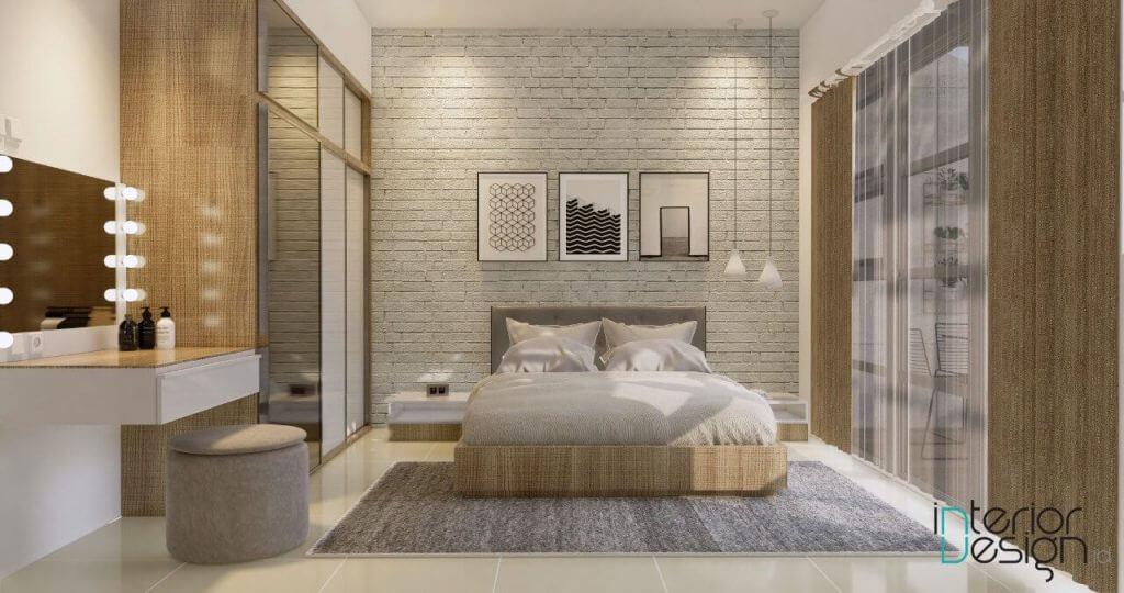 desain interior kamar tidur bandung