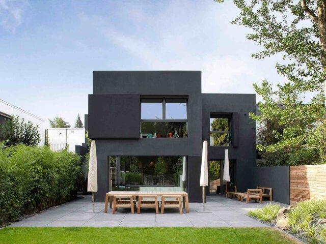Hasil gambar untuk Rumah 2 Lantai dengan Gaya Skandinavia
