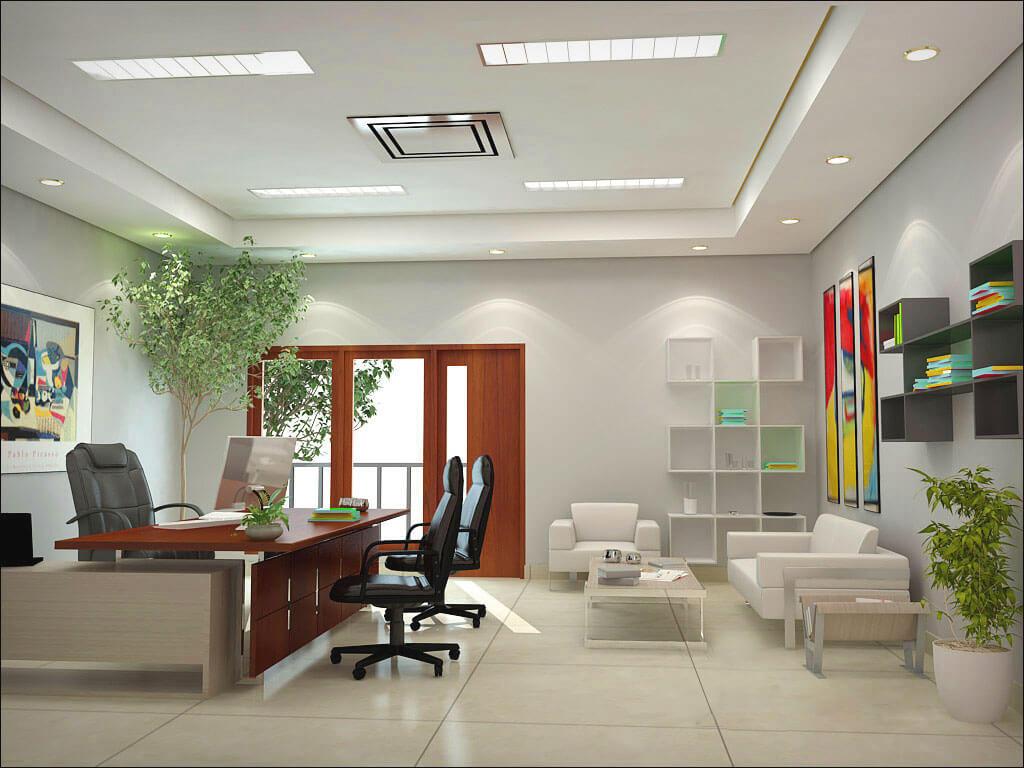 desain plafon modern