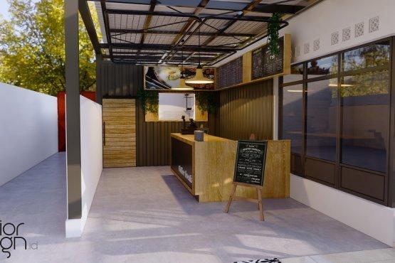 Desain Cafe