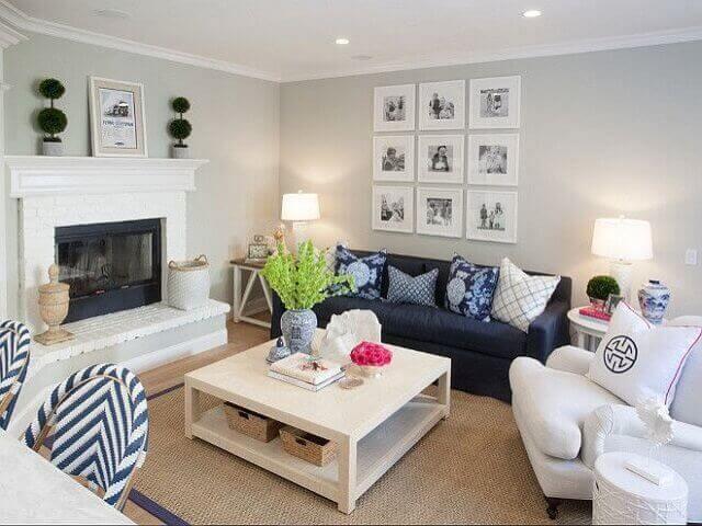 penataan furniture ruang keluarga