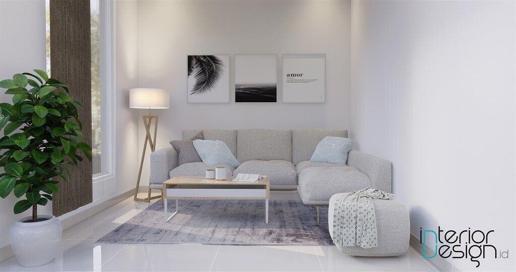 Ruang Keluarga Skandinavia Yang Bisa Memberikan Kesan Minimalis Dan Indah