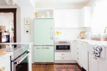 Karpet runner dapur