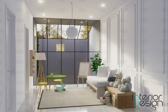 desain rumah skandinavia