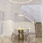 desain ruang makan dan dapur