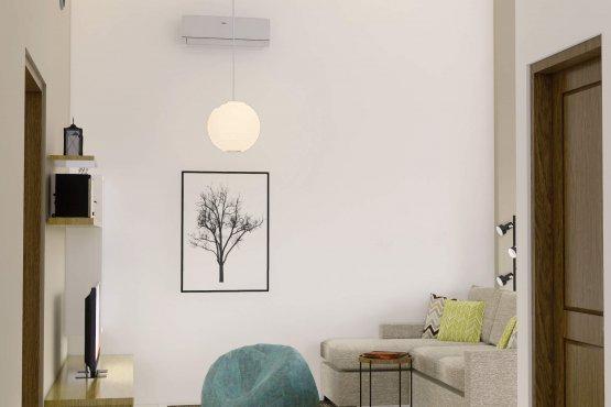 desain ruang keluarga minimalis bogor