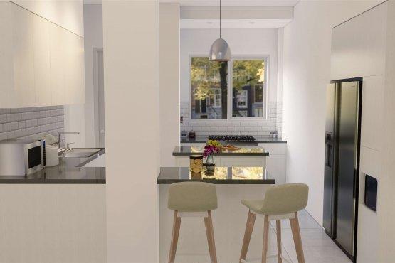 dapur gaya klasik modern