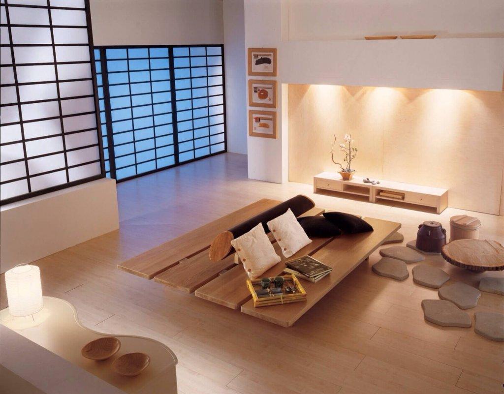 Ruangan zen