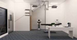 interior showroom minimalis modern
