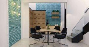 interior ruang miting minimalis modern