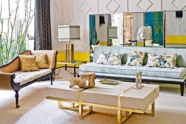 desain rumah tipe 60 gaya modern elektik
