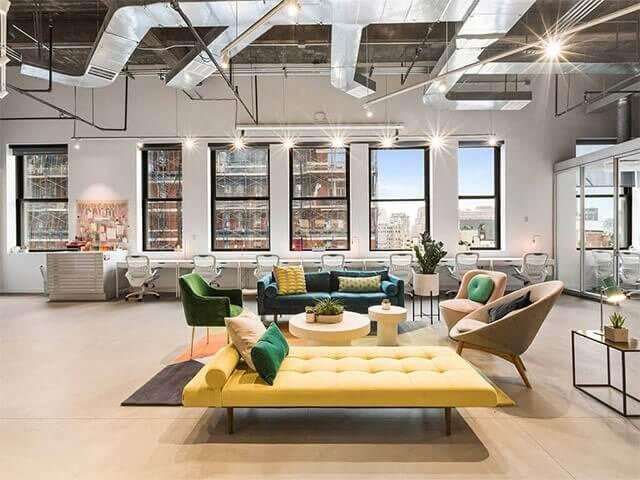 gaya desain interior urban modern