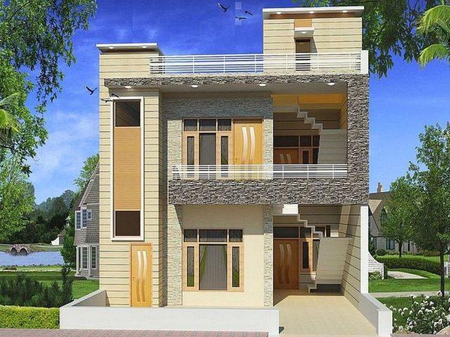 Denah Rumah Minimalis Konsep Desain Terbaik Rumah Kecil 2 Lantai