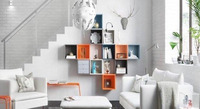desain ruang tamu untuk ruamh mungil