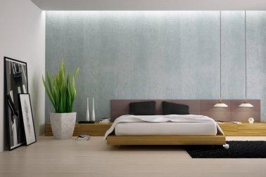 Dekorasi kamar tidur minimalis sederhana
