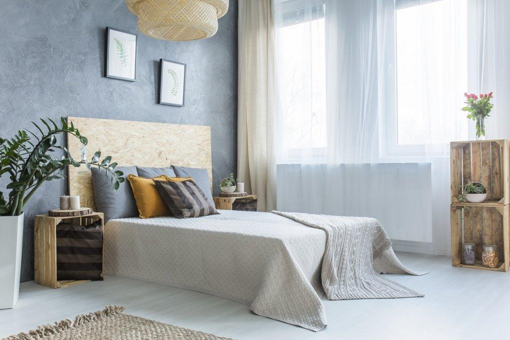 Dekorasi kamar minimalis dan sederhana ala Gina Everett