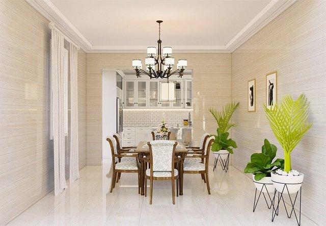 desain rumah dengan gaya modern klasik